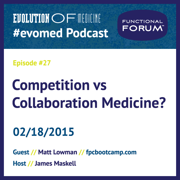 Competition vs Collaboration Medicine?