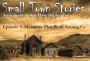 Artwork for Small Town Stories: Monsters That Walk Among Us