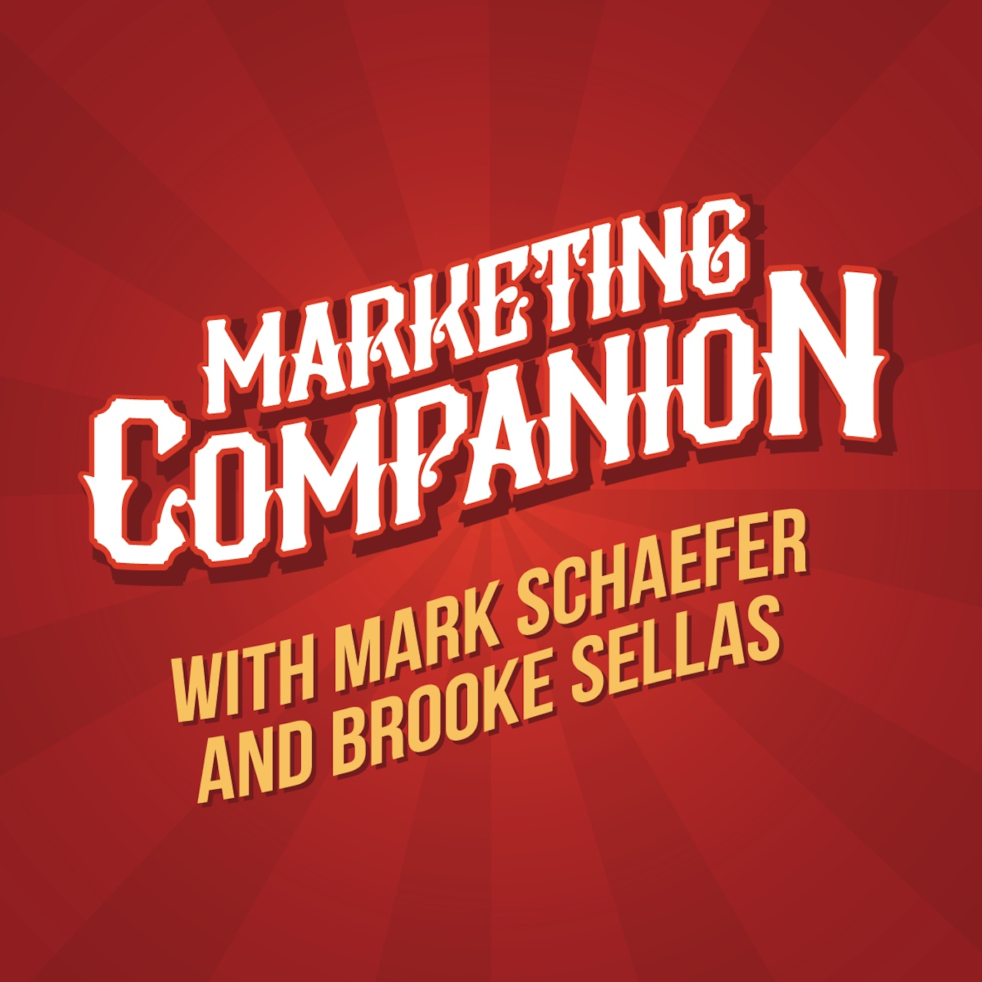 The Marketing Companion show art