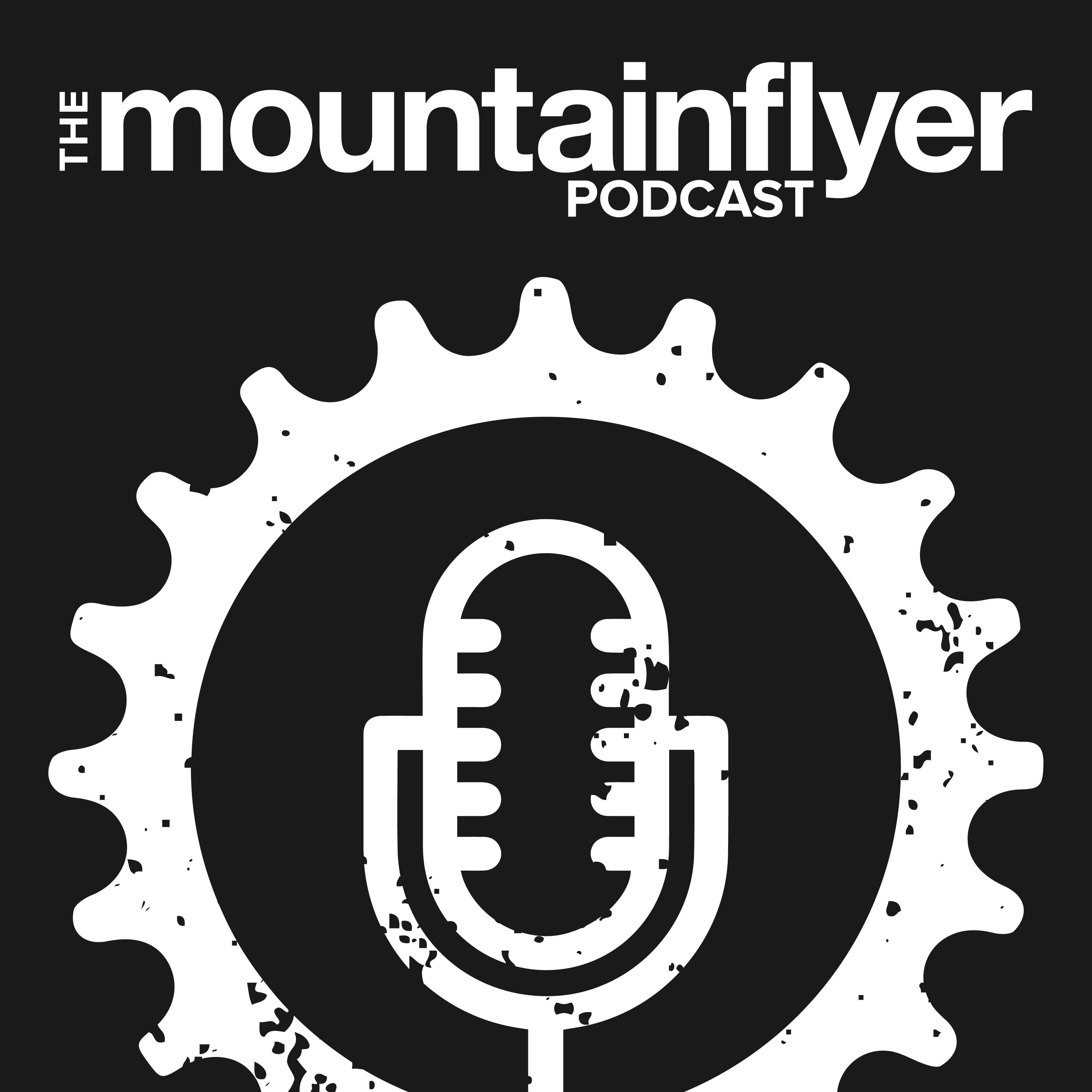 The Mountain Flyer Podcast show art
