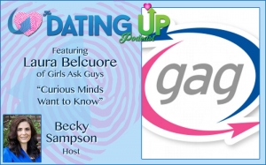 Laura Belcuore of GirlsAskGuys: Curious Minds Want to Know