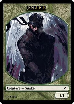 Solid Snake Token