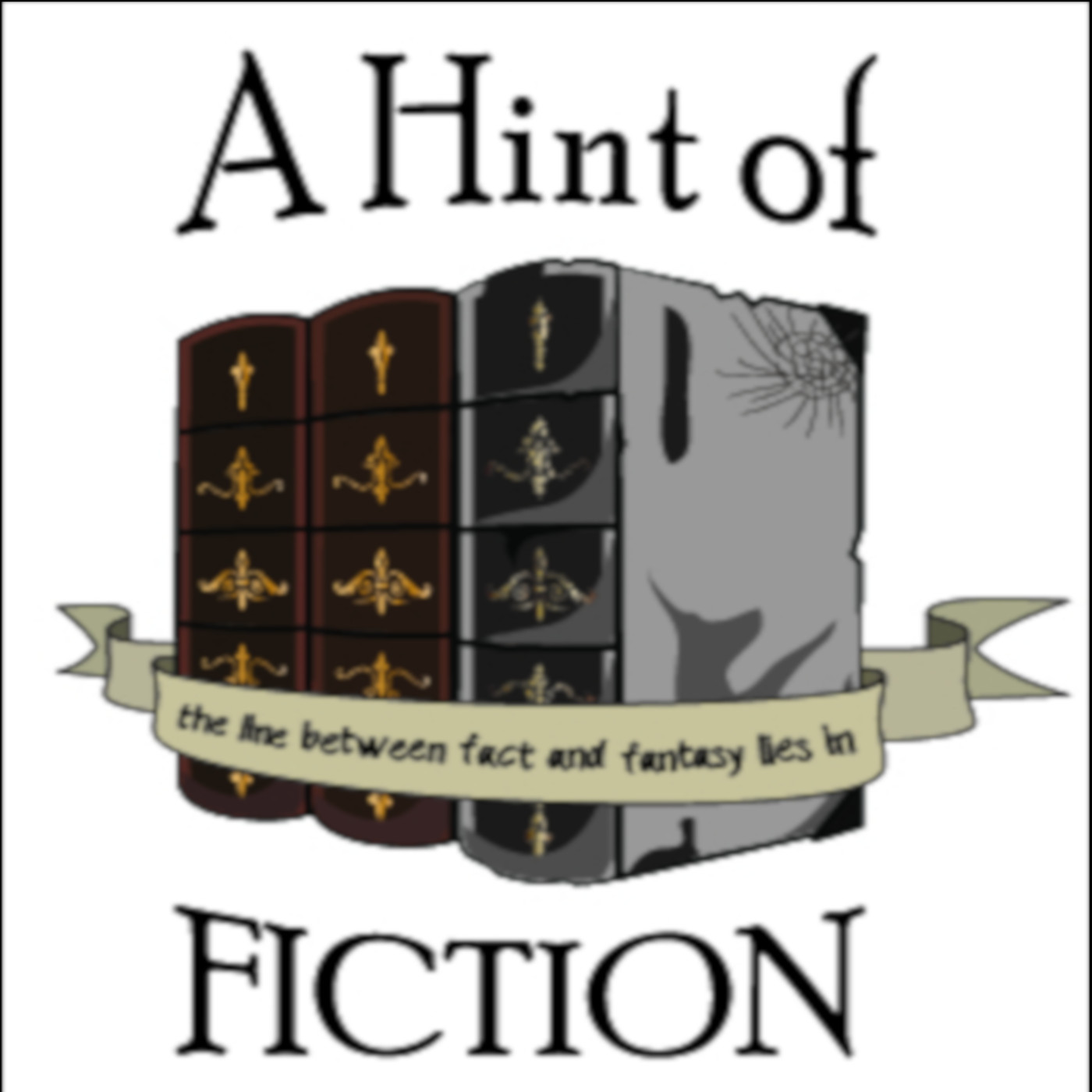 Artwork for Trailer - A Hint of Fiction Podcast