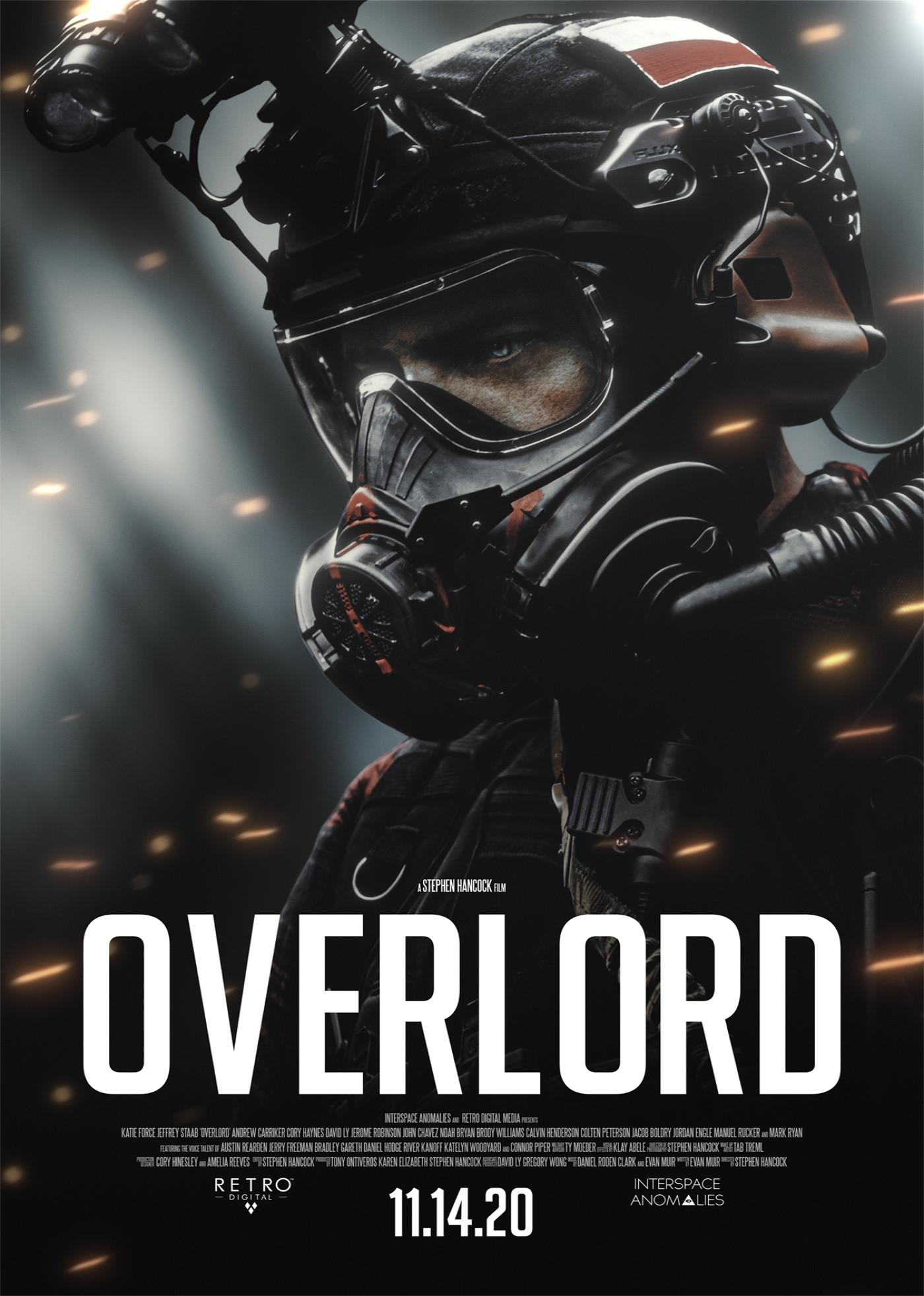 Artwork for (VIDEO) ENTERTAINING SHORT FILMS: Overlord