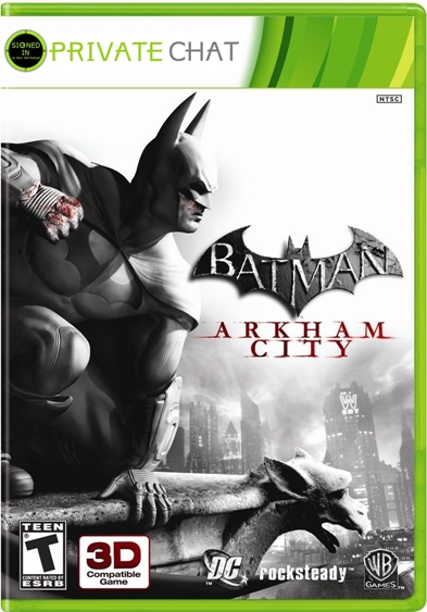 Private Chat #6: Batman: Arkham City