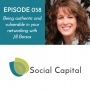 Artwork for 057: Being authentic and vulnerable in your networking with Jill Borsos