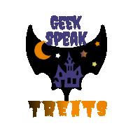 Artwork for 2.3 - Geek Speak Treats - Ghost Asylum's Brannon Smith