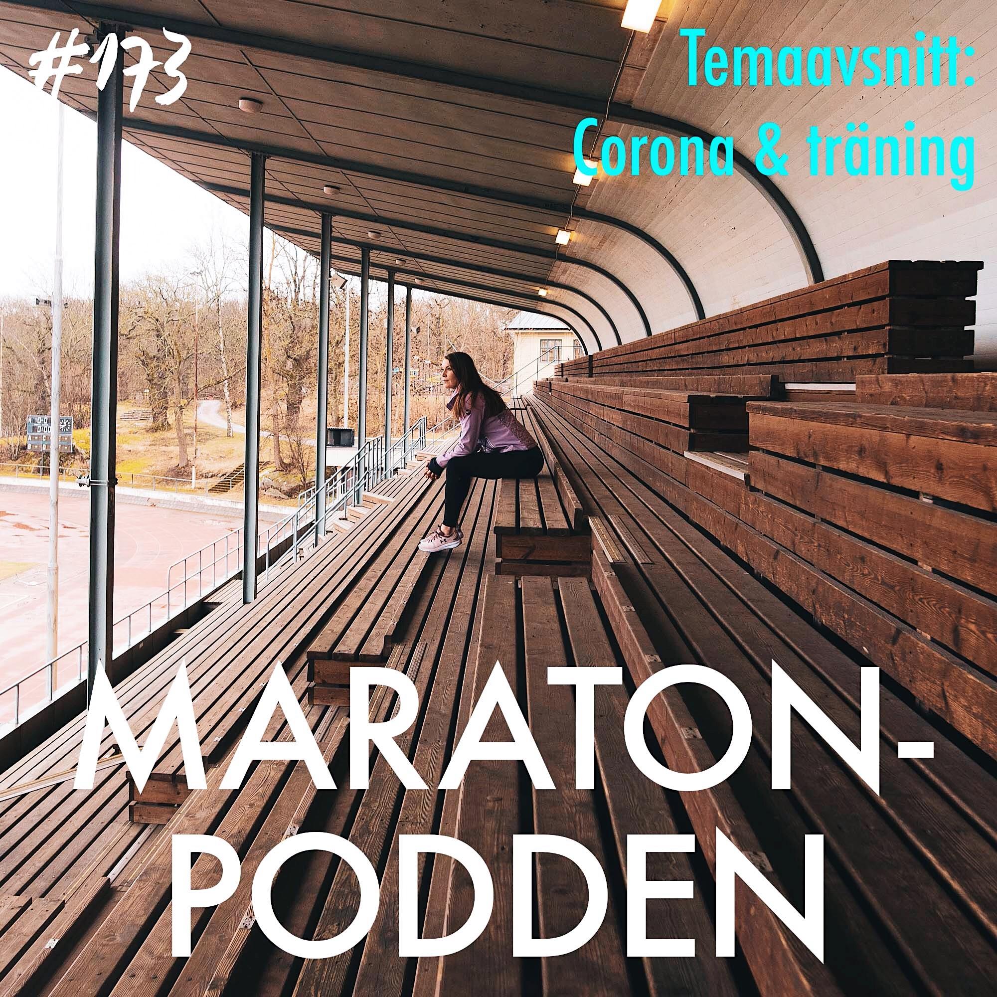 #173: Coronautbrottets effekt på oss som tränar