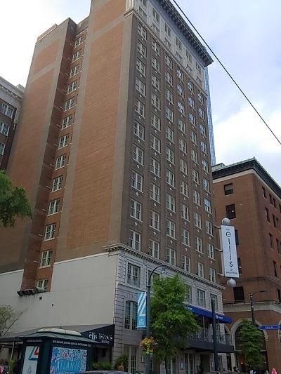 Ep. 311 - Winecoff Hotel