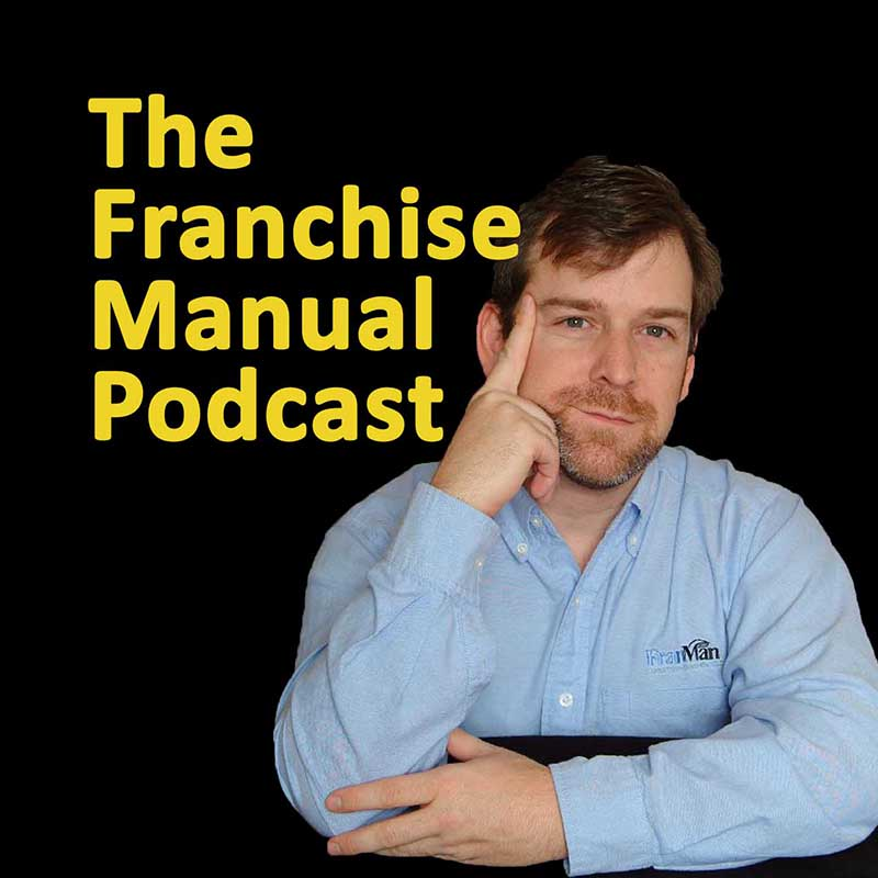 Artwork for Episode #25 - Franchisee Recruitment