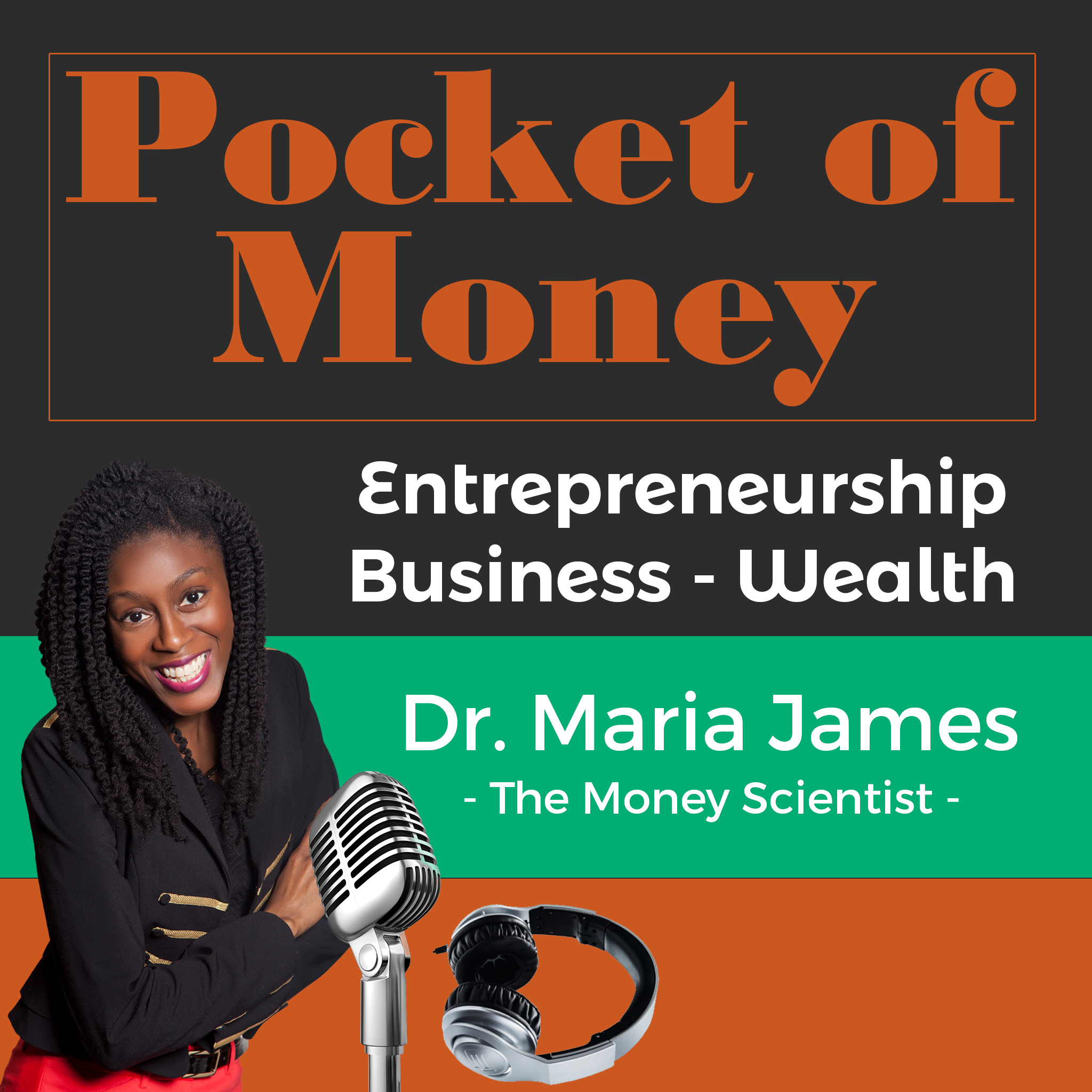 Artwork for POM048: Paying off $1Million in Debt with Naseema McElroy
