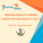 Artwork for 56 Making Reality Easier Using Virtual Reality - Part 2