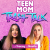 Teen Mom Trash Talk Live Podcast Saturday 7/11 at 8pm EST show art