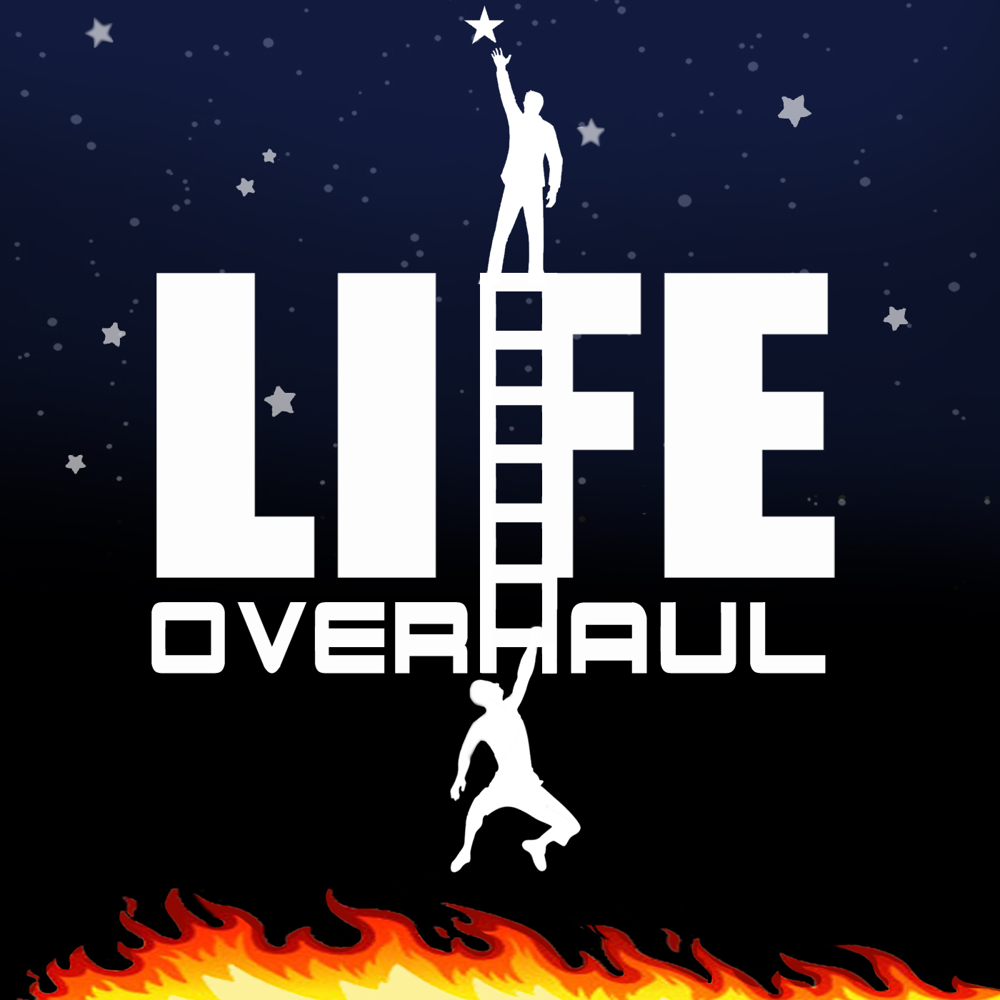 Life Overhaul - Chpt 10 - Derailed? How to Stay on Track show art