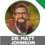 Artwork for What Happens During A Psychedelic Journey: Dr. Matthew Johnson On Psychedelic Treatment Room, The State Of Psychedelic Research & Future of Psychedelic Therapy.