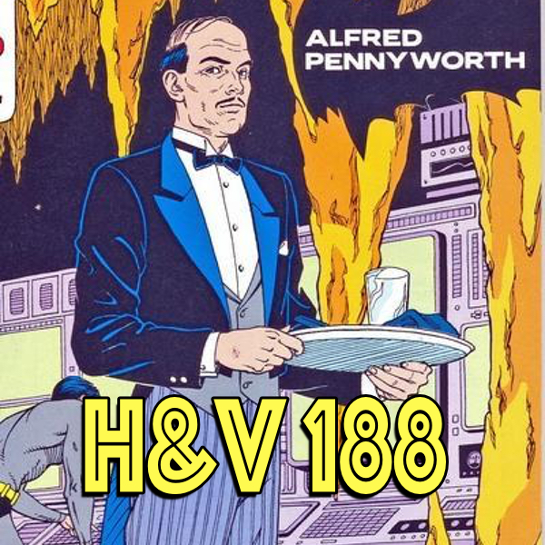 188: Alfred Pennyworth with Marty