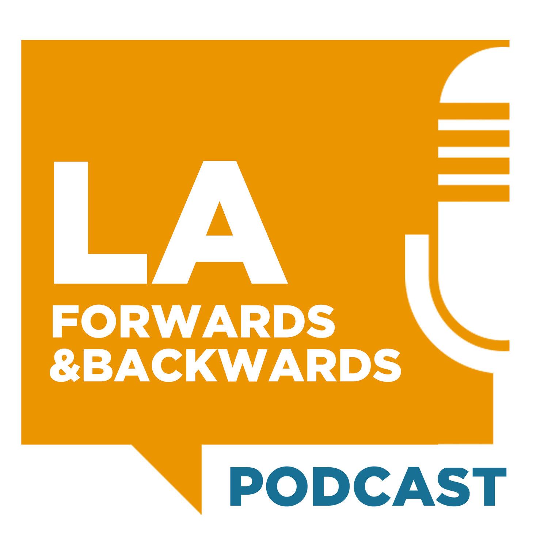 LA Forwards & Backwards show art