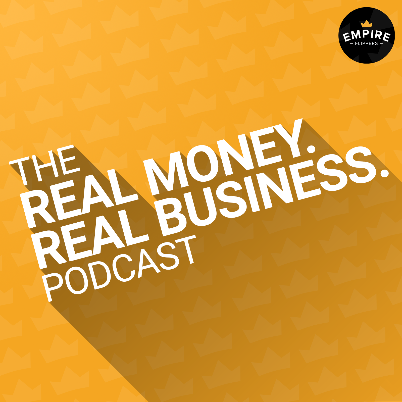Real Money Real Business Podcast show art