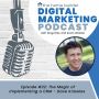 Artwork for Episode #22: The Magic of Implementing A CRM - Dave Knowles
