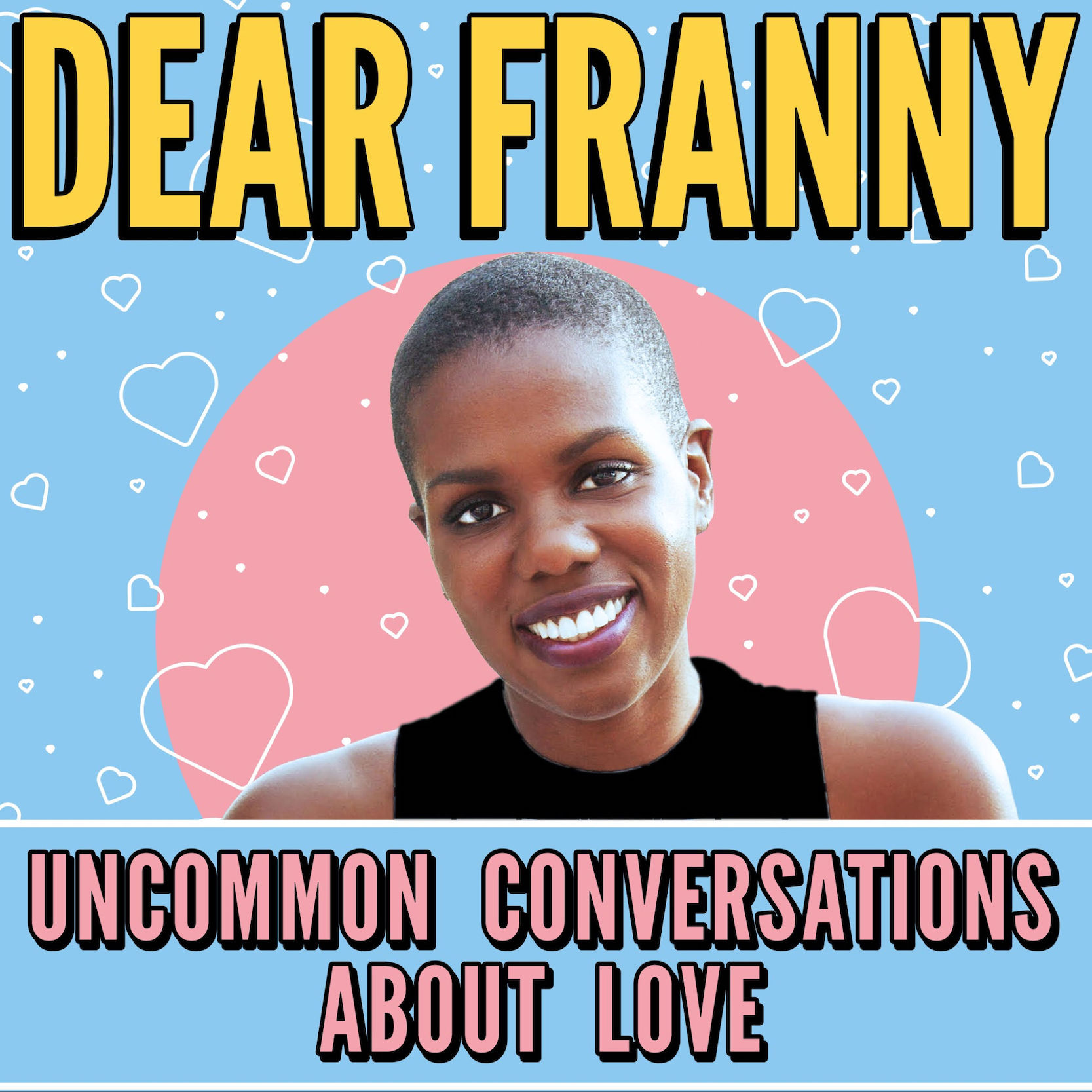 Dear Franny show art