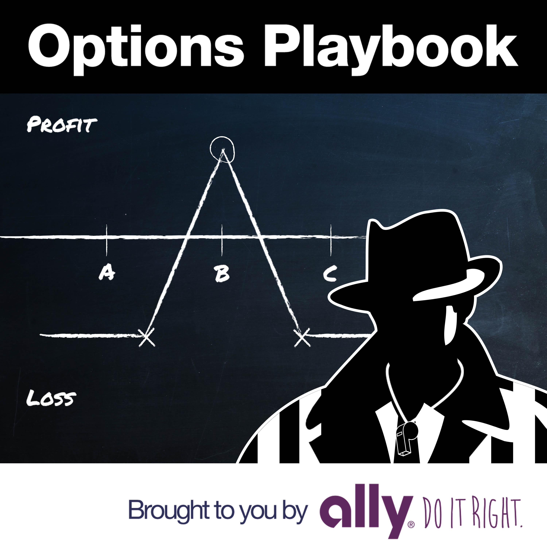 Options Playbook Radio show art