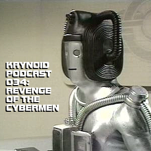 034: Revenge of the Cybermen
