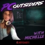 Artwork for PC Outsiders with Michelle (and John) - Episode 18