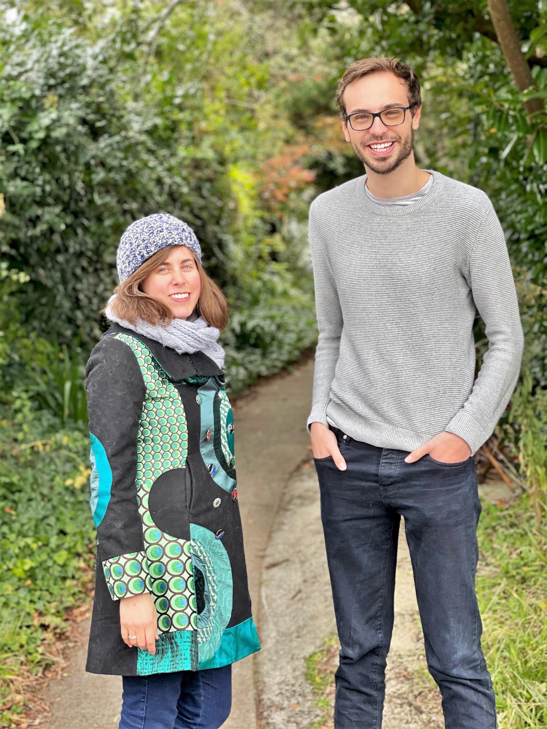 Ashley Kalagian Blunt and James McKenzie Watson