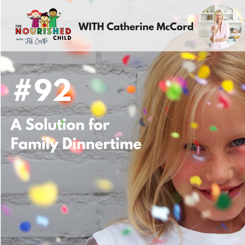 TNC 092: A Solution for Family Dinnertime with Catherine McCord