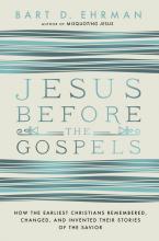 Podcast 244 - Bart Ehrman (Jesus Before the Gospels)