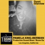 Artwork for 084 Pamela Xing-Berman - Production Sound Mixer and Sound Designer based out of Los Angeles, California
