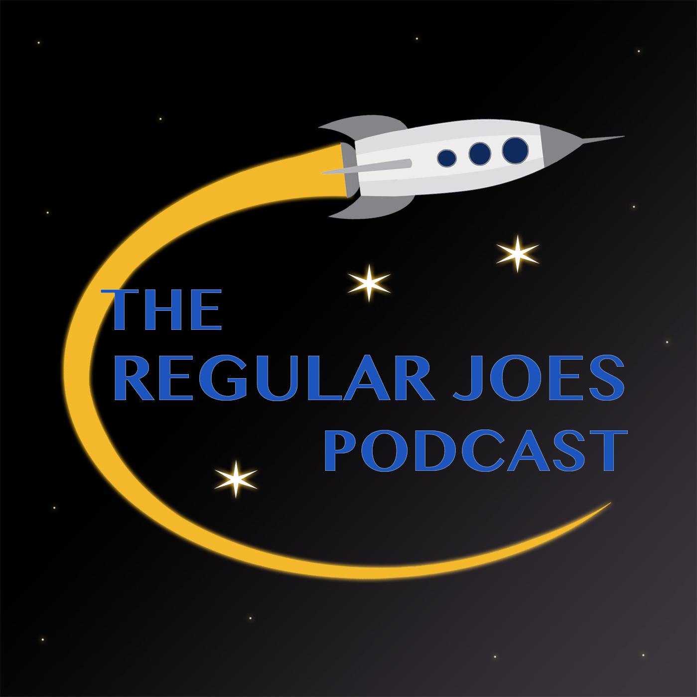 Regular Joes Podcast show art