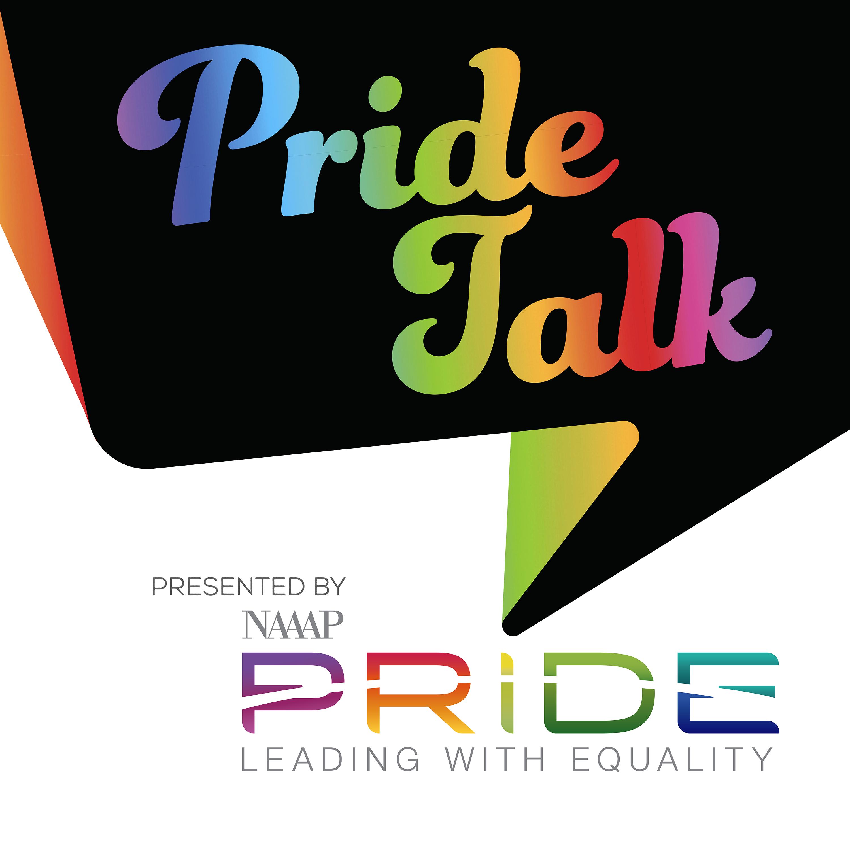 Pride Talk show art