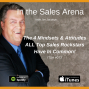 Artwork for ITSA #073 The 4 Mindsets & Attitudes ALL Top Sales People Have In Common!