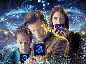 Tim's Take On: Episode 139(Dr Who: The Power Three review)