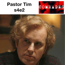 Pastor Tim s4e2 - Comrades: The Americans Podcast