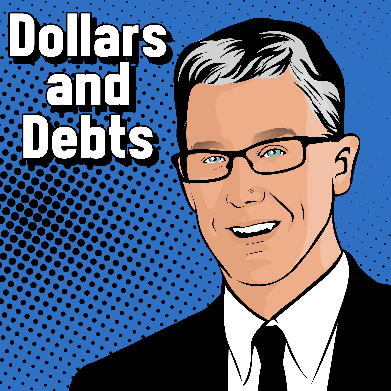 Dollars and Debts  show art