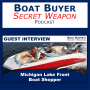 Artwork for How to Find the Right Boat for a Lake Front Home in Michigan