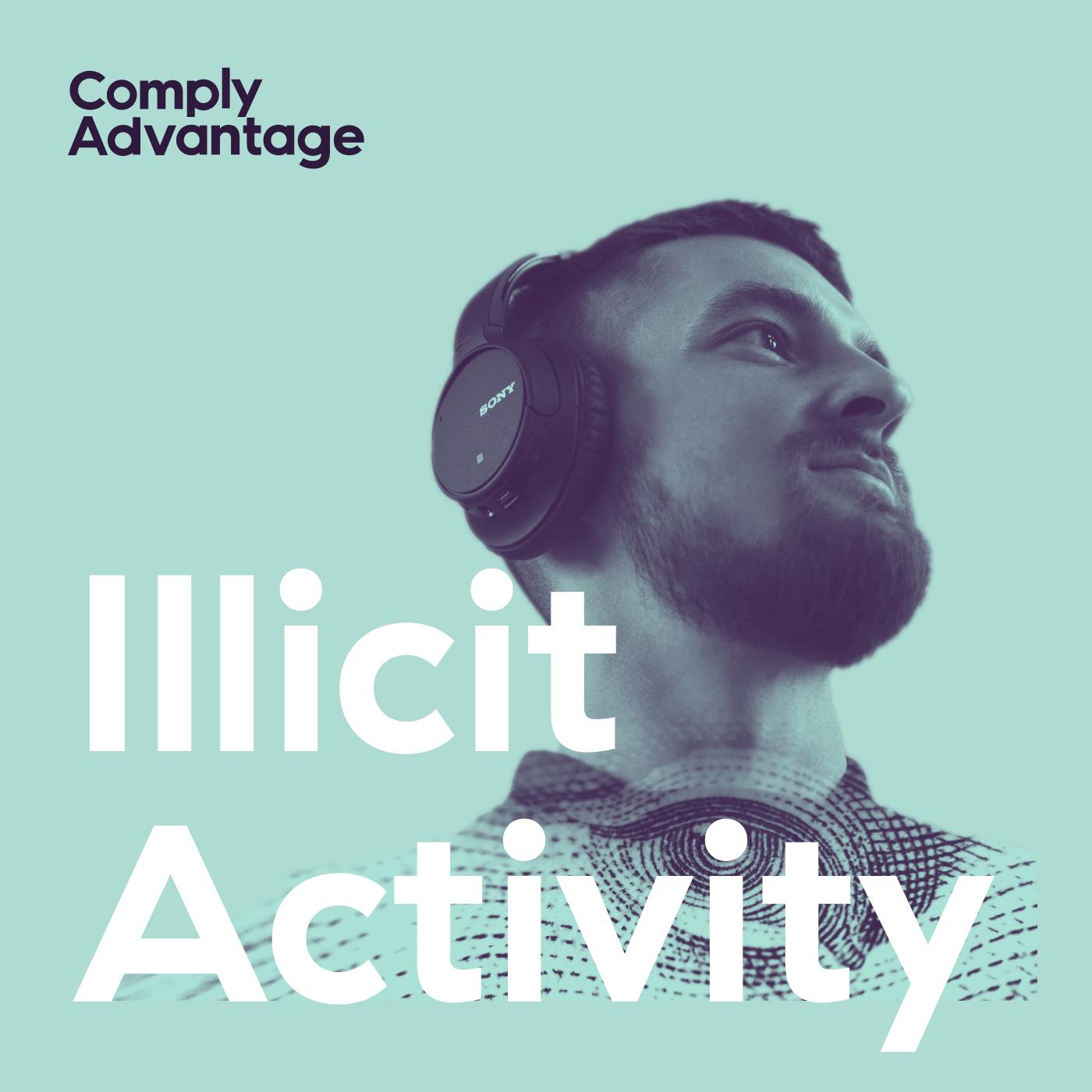 Illicit Activity show art