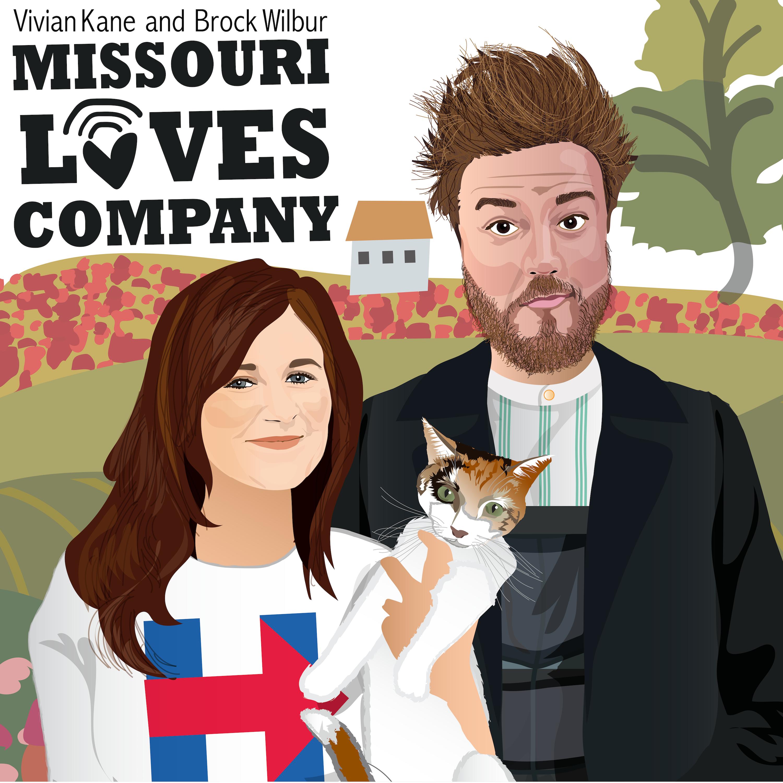Missouri Loves Company show art