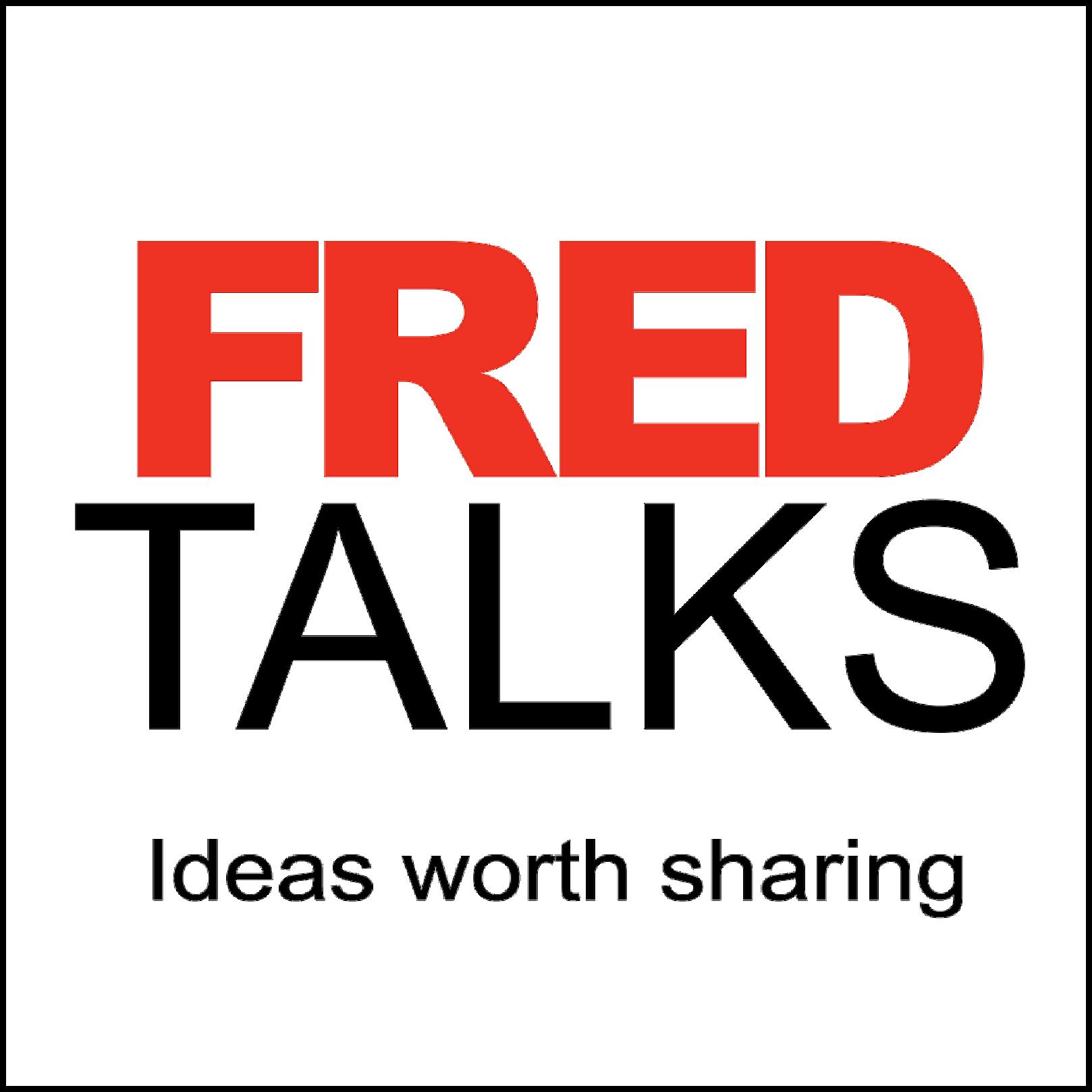 FREDTalks show art