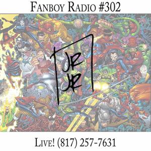 Fanboy Radio #302 - John Romita Jr. LIVE