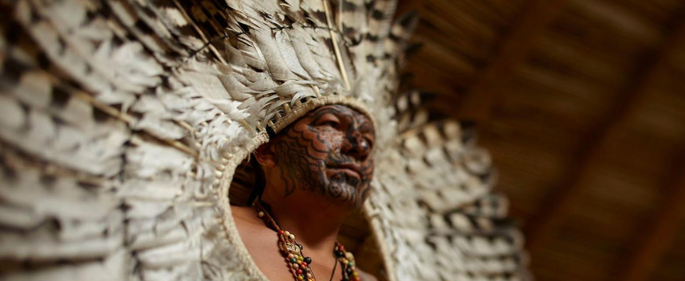 Yawanawá Chief Biraxi Nixiwaka: Survival of our Planet Earth