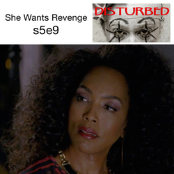 She Wants Revenge s5e9 - Disturbed: The American Horror Story Hotel Podcast