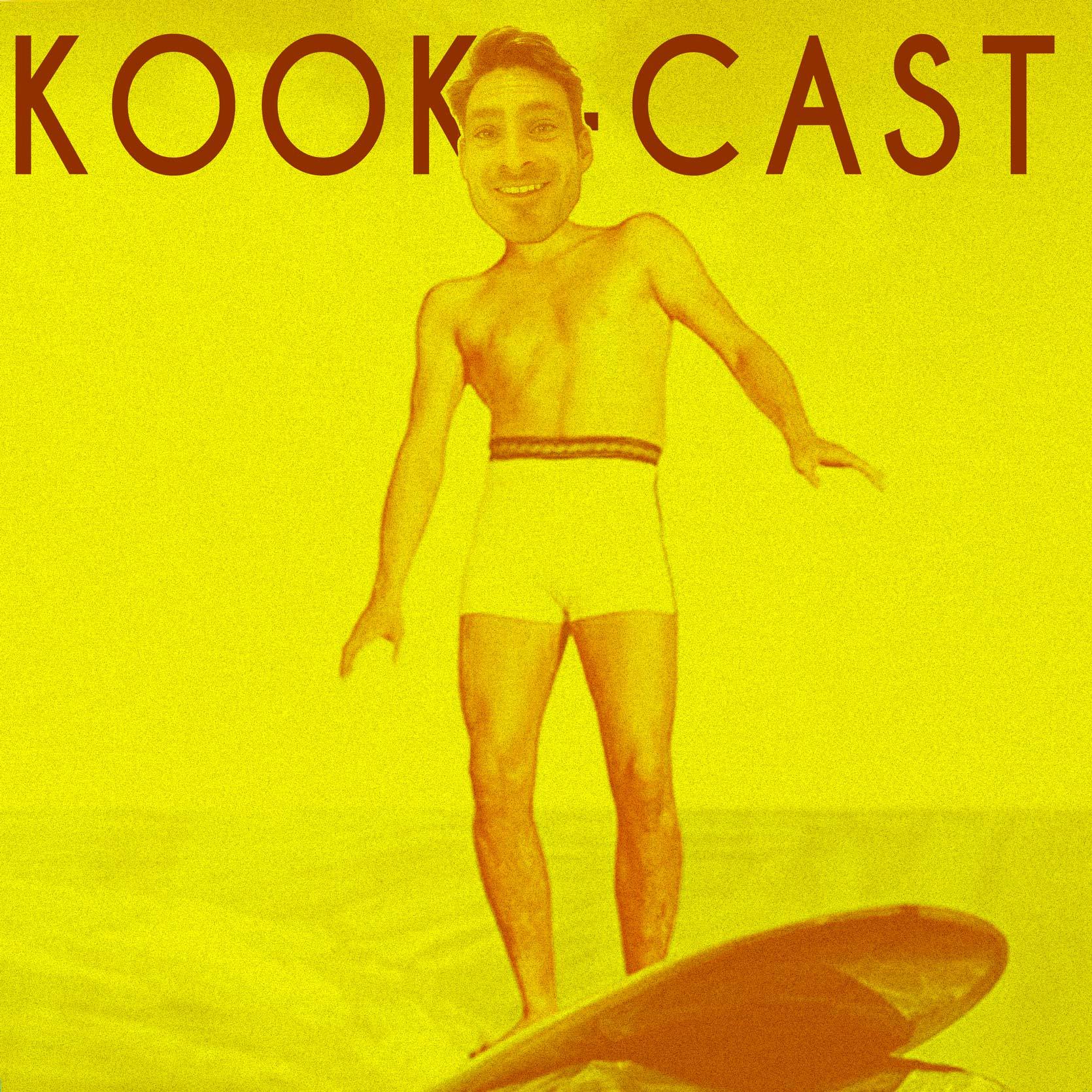 KookCast: Surf Education show art