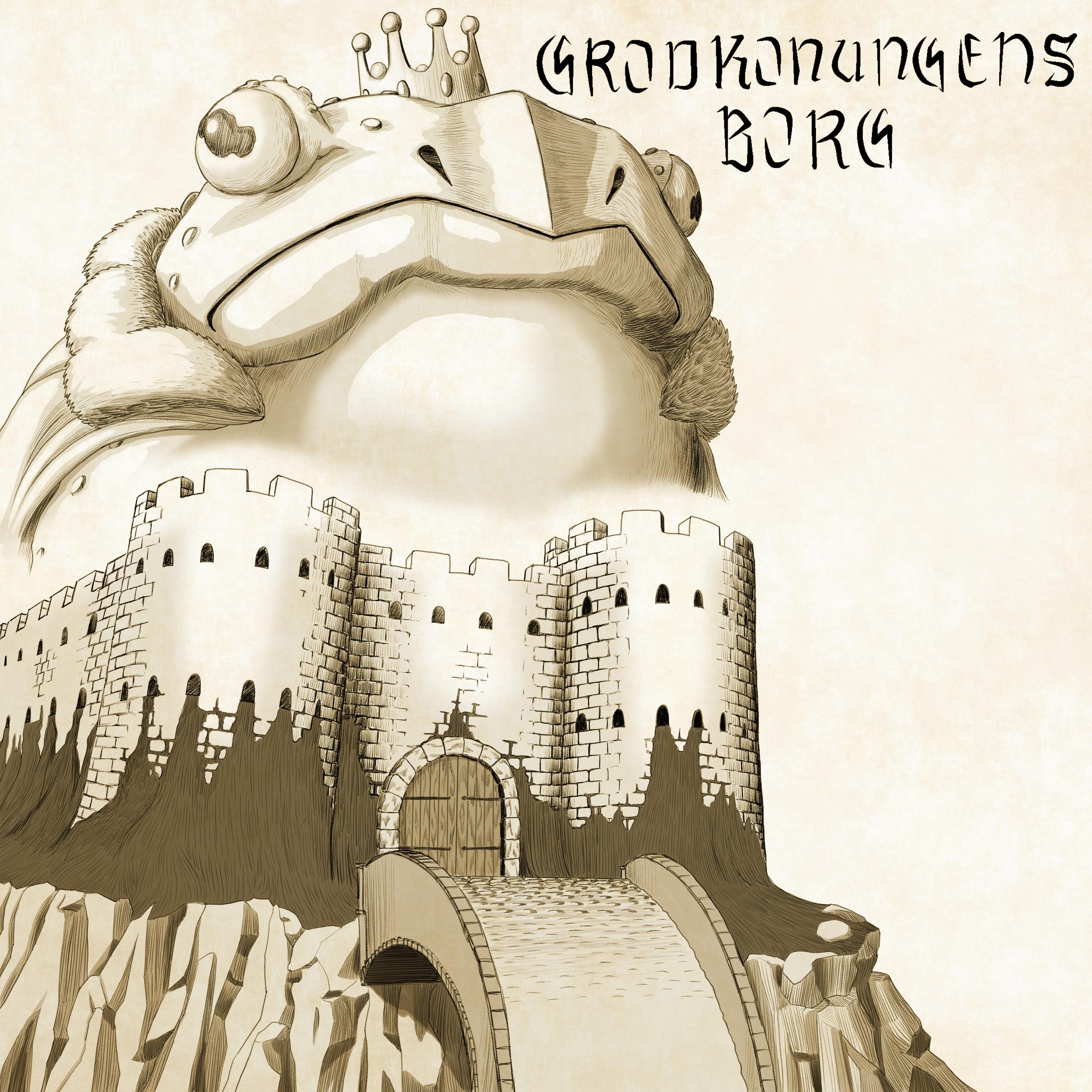 Grodkonungens Borg show art
