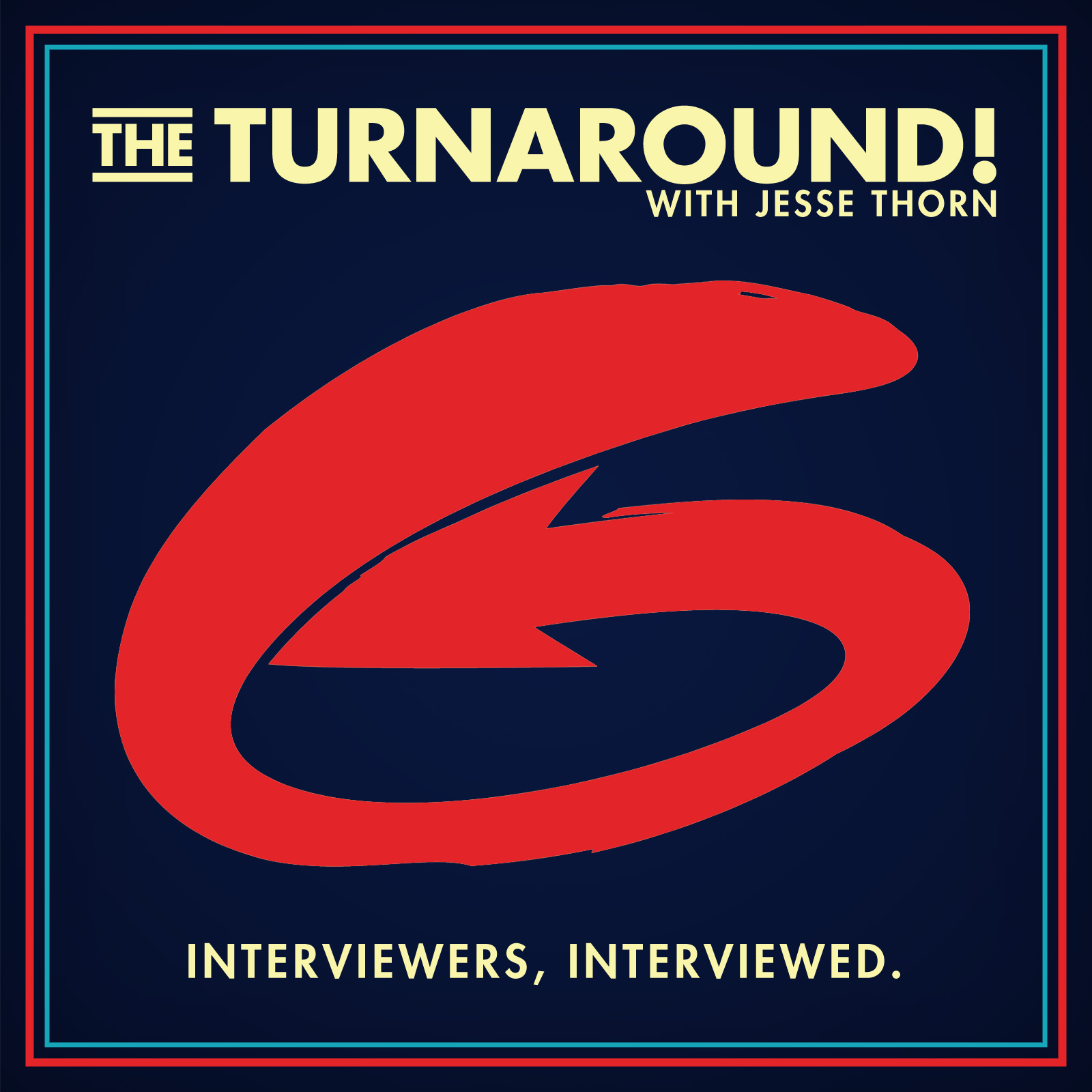 The Turnaround with Jesse Thorn show art