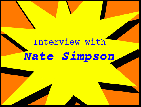 Cammy's Comic-Con Corner: WonderCon - Nate Simpson Interview