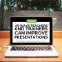 Artwork for 10 Ways Teachers and Trainers can Improve Presentations