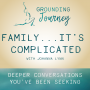 Artwork for Family… It's complicated with Johanna Lynn